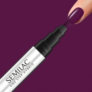 S780 Semilac One Step Hybrid Plum Wine 3ml