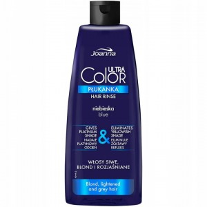 Joanna ULTRA Color Płukanka niebieska 150ml