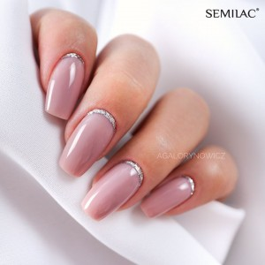 815 Semilac Extend 5in1 Delicate Mocca 7ml